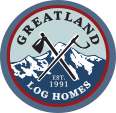 logo_greatland_log_homes