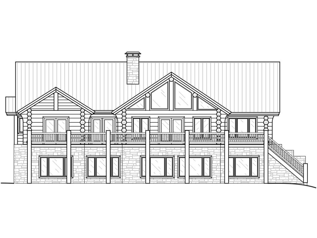 Ranch-House-Front-Elevation
